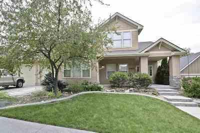 Boise Single Family Home New: 12602 N Schick's Ridge Rd.