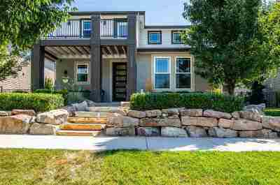 Boise Single Family Home For Sale: 2552 S Trailwood Way