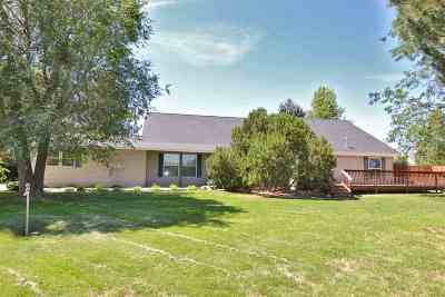 Mountain Home Single Family Home For Sale: 3570 NW Cauffman Ln.