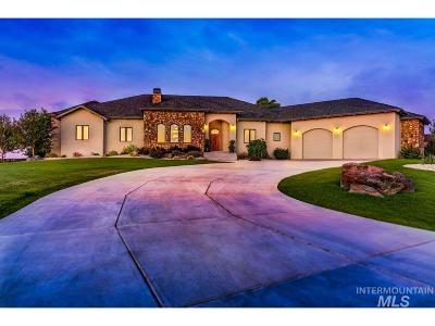 Single Family Home New: 3617 E 3975 N