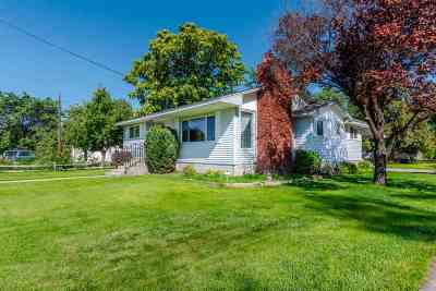 Nampa Single Family Home New: 404 Lone Star