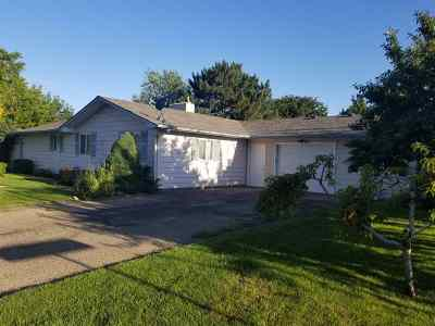 Single Family Home For Sale: 159 N Benewah Place