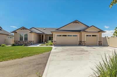 Nampa Single Family Home For Sale: 11781 W Cross Slope Way