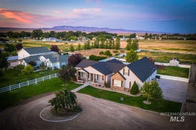 Mountain Home Single Family Home For Sale: 5850 S 18th E