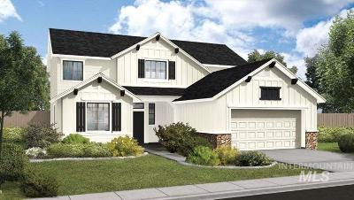 Nampa, Caldwell, Middleton Single Family Home For Sale: 6110 E Mayfield Dr.