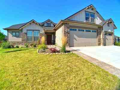 Eagle Single Family Home New: 867 N World Cup Lane