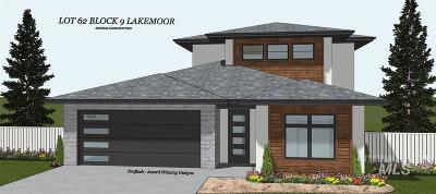 Eagle Single Family Home New: 684 E Brooktrail Ln