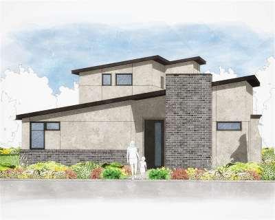 Boise Single Family Home New: 2540 E Warm Springs Ave