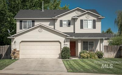 Caldwell Single Family Home For Sale: 16628 New Colony Ave