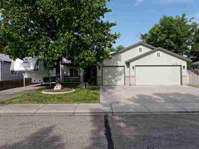 Boise Single Family Home New: 2879 N Columbine Ave