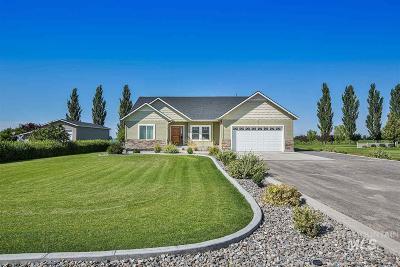Kimberly Single Family Home For Sale: 3479 E 3838 N
