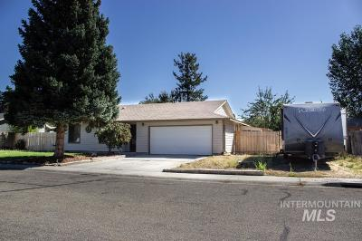 Boise Single Family Home For Sale: 2730 Odle Way
