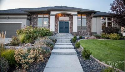 Boise, Nampa, Meridian, Middleton Single Family Home For Sale: 3758 W Daisy Creek St