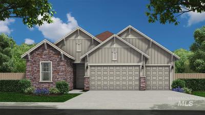 Eagle Single Family Home New: 1429 N Laconia Ave.