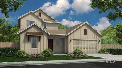 Eagle Single Family Home New: 1297 N Laconia Ave.