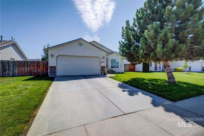 Boise, Eagle, Garden City, Kuna, Meridian, Nampa, Star, Caldwell, Greenleaf, Homedale, Melba, Middleton, Wilder Single Family Home New: 14237 Carolina St