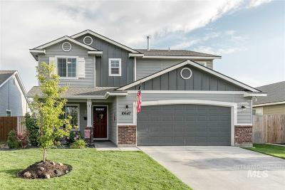 Nampa Single Family Home For Sale: 10647 Avalon St