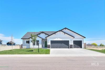 Meridian Single Family Home New: 2959 W Sandalwood St