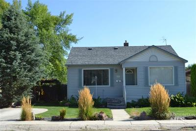 Nampa Single Family Home New: 223 Meffan Ave