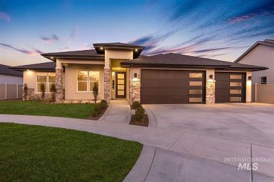 Eagle Single Family Home For Sale: 1160 N Seven Golds Pl.