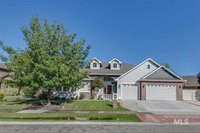 Meridian Single Family Home For Sale: 3867 S Leanato Ave