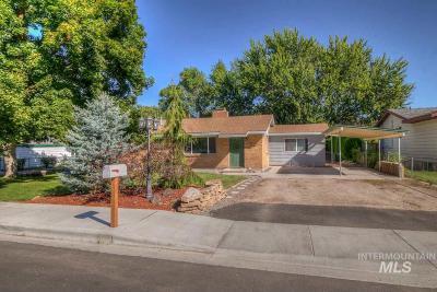 Boise Single Family Home Back on Market: 6812 W Poplar Street