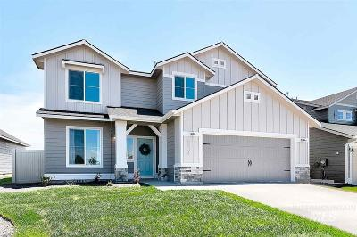Meridian Single Family Home For Sale: 1412 W Crooked River Dr