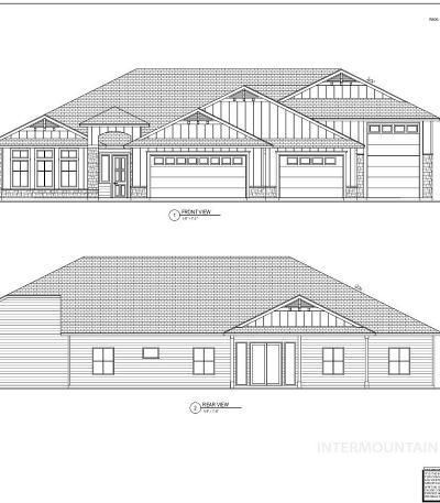 Middleton Single Family Home For Sale: 297 N Magnolia Pl