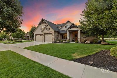 Eagle Single Family Home For Sale: 4212 W Pine Meadows Dr