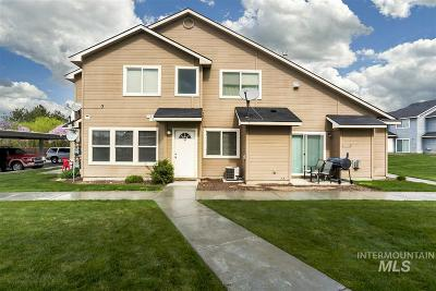 Nampa Multi Family Home For Sale: 16839 N Pamelas Loop