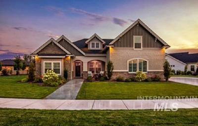 Eagle Single Family Home For Sale: 1271 W Windbreaker