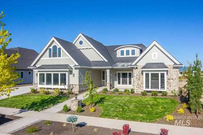 Eagle Single Family Home For Sale: 1117 N Demarini