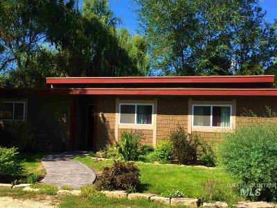 Boise Single Family Home For Sale: 3413 N 33rd