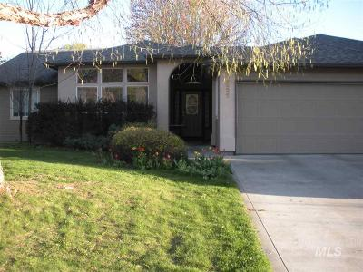 Garden City Single Family Home For Sale: 8525 W Atwater