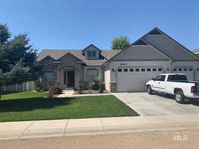 Nampa Single Family Home For Sale: 18937 Lone Pine Ave