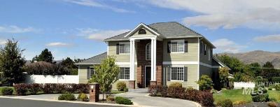 Single Family Home For Sale: 2500 Remington Way
