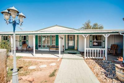 Owyhee County Single Family Home For Sale: 9410 Sleepy Hollow Drive