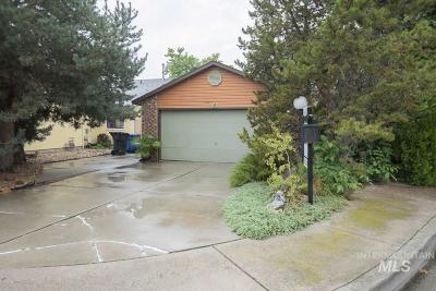 Garden City Single Family Home For Sale: 6109 River Glen Pl