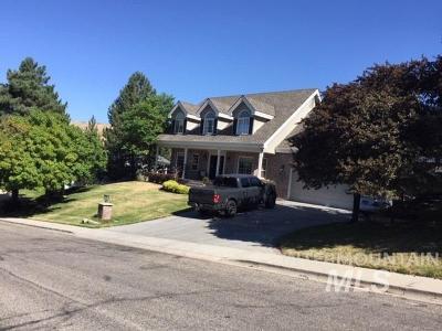 Boise Single Family Home New: 4504 Quail Ridge Dr