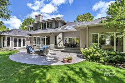 Garden City Single Family Home For Sale: 6565 W Plantation Lane