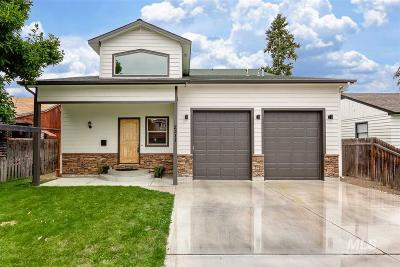 Boise Single Family Home For Sale: 2311 N 27th St