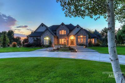 Nampa Single Family Home For Sale: 518 E Fujii Drive