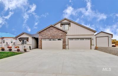 Nampa Single Family Home For Sale: 16757 London Park Place