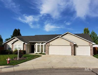 Single Family Home For Sale: 9696 W Geronimo