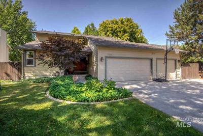 Boise Single Family Home For Sale: 4775 N Tattenham