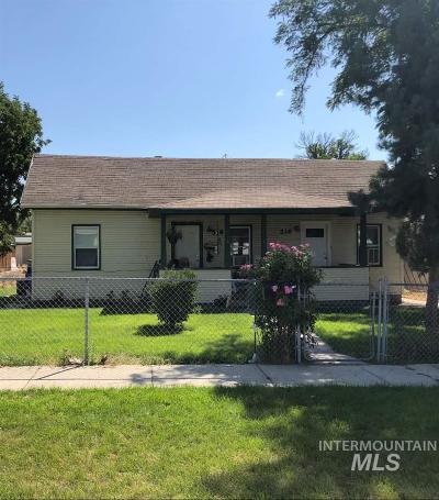 Nampa Multi Family Home For Sale: 516 14th Ave N