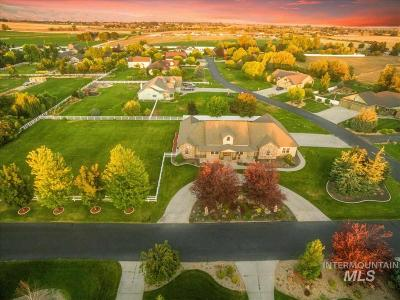 Nampa Single Family Home For Sale: 32 N Seabiscuit