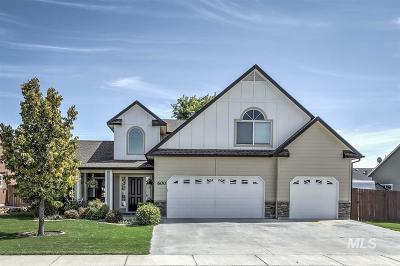 Middleton Single Family Home For Sale: 600 Castle Rock