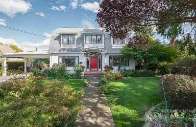 Single Family Home For Sale: 655 Riverview Blvd