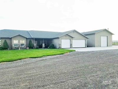 Kimberly Single Family Home For Sale: 3035 N 3422 E